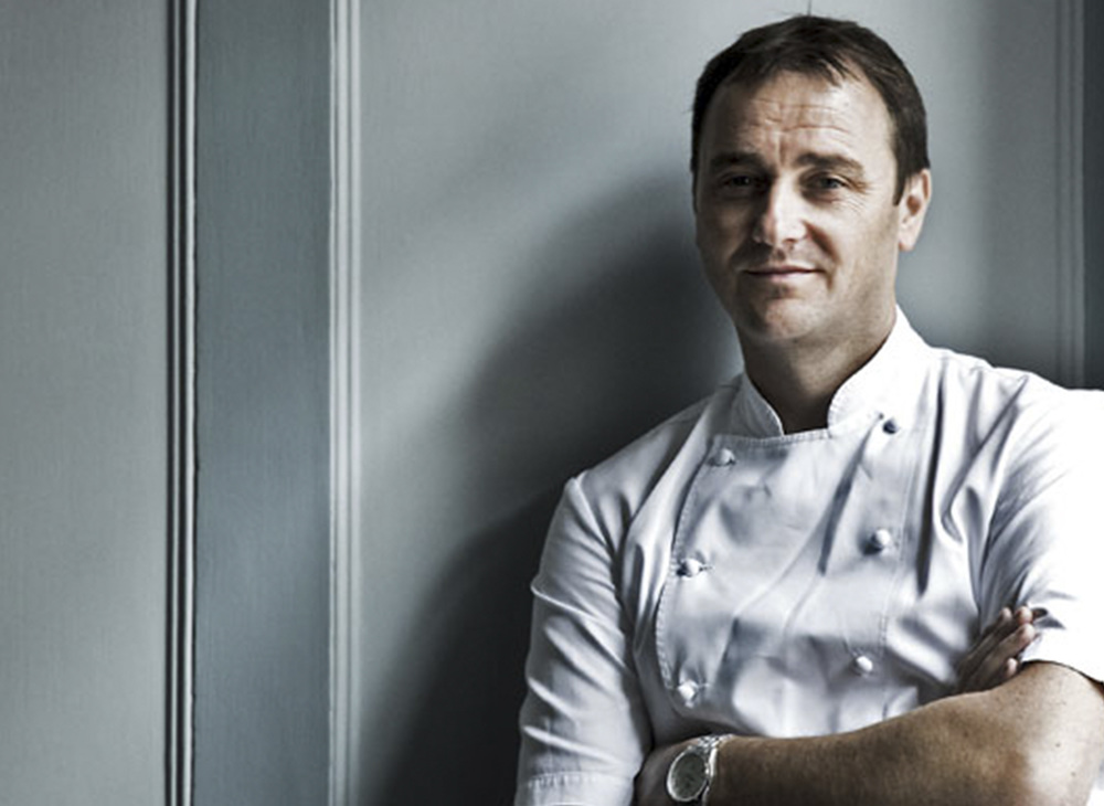Edition's Berner's Tavern has Michelin-Starred Chef Jason Atherton as it's Executive Chef