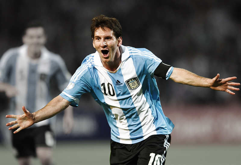 Will Lionel Messi finally showcase his sublime skills for Argentina on the soccer's biggest stage?