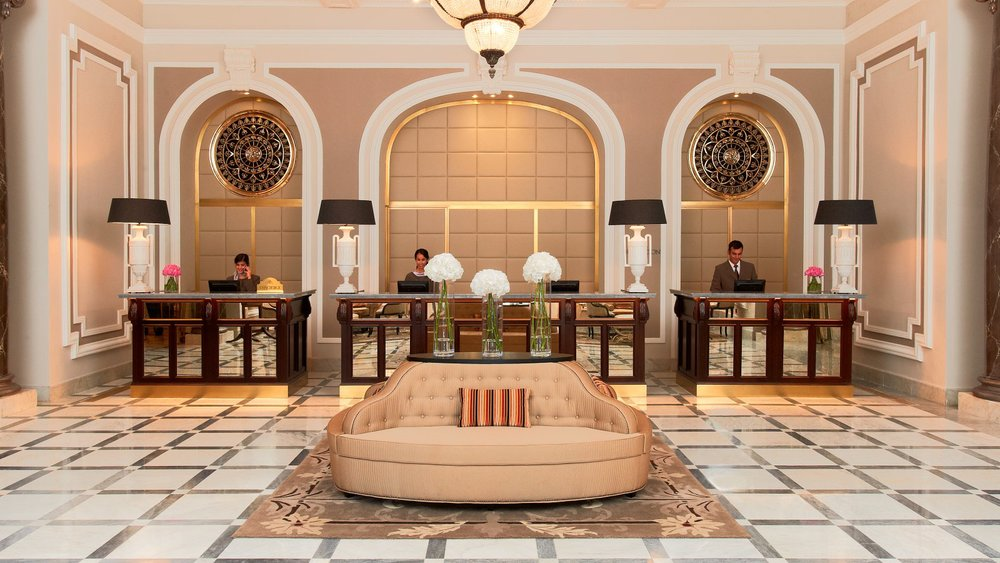 Exemplary Service - From the moment you check-in, staff at Hotel Maria Cristina gives you their undivided attention.