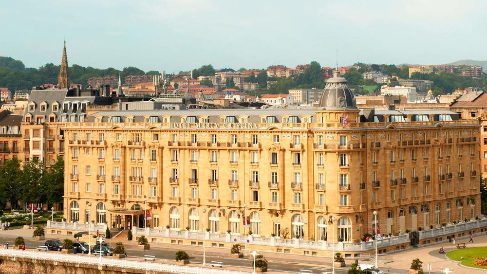 The Hotel Maria Cristina reopens after undergoing an extensive 9-month restoration