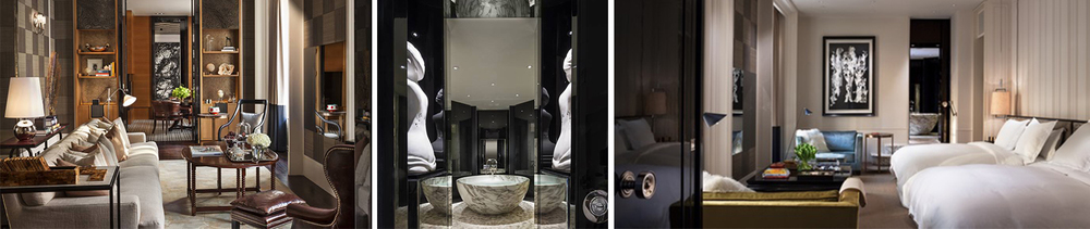 With its very own lift, the Manor House Suite is extremely popular with guests seeking exclusivity and privacy.