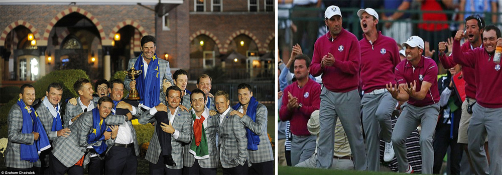 Will Team Europe replicate its Heroics and retain the Cup on home soil?