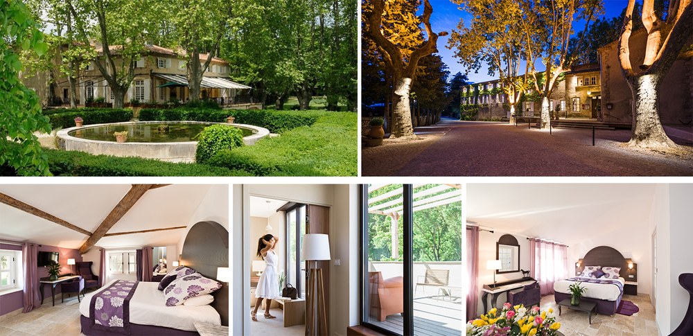 Moulin de Vernègues provides guest a unique and enchanting universe full of history and traditional charm.