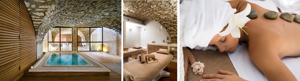 MySpa byl'Occitane a true haven of peace and tranquility, the spa uses local ingredients that have been used in Provence for hundreds of years.