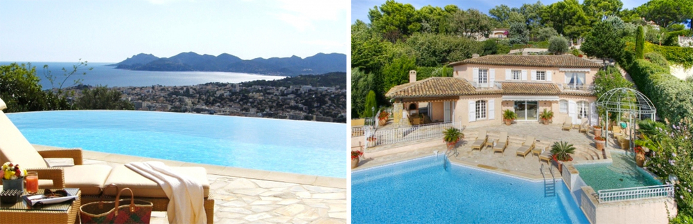 This exquisite modern Provencal villa is a sanctuary for bliss and relaxation.