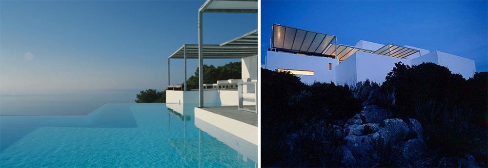 Located in the North-West coast of Ibiza, this is one of the island's most impressive and sought after properties.