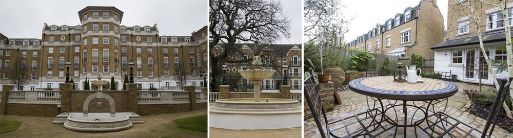 This luxury townhouse is located walking distance from the All England Tennis Club is perfect base for tennis fans visiting for the Wimbledon Tennis Tournament (June 23 - July 6, 2014).