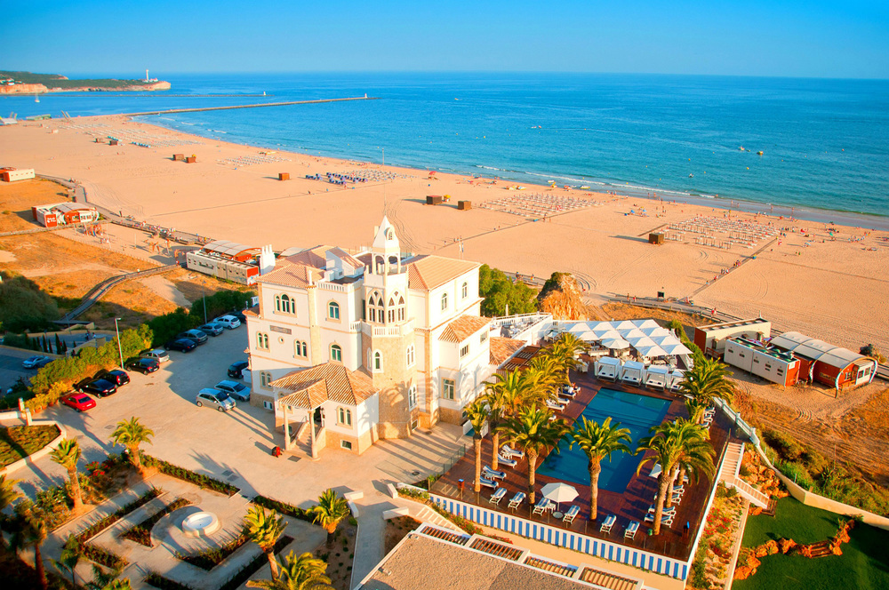 The Bela Vista is the oldest and the best Hotel along the the picturesque Algarve,