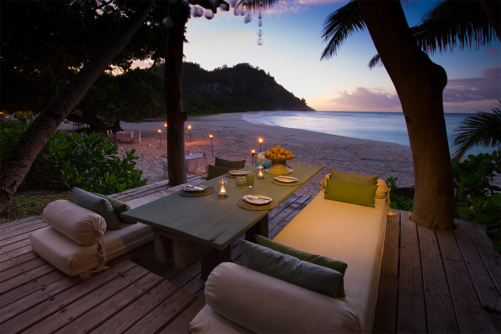 North Island in the Seychelles is one of the few remaining untouched island retreats where you can escape in unsurpassed luxury