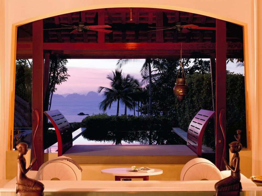 Ritz Carlton Reserve Phulay Bay in Thailand