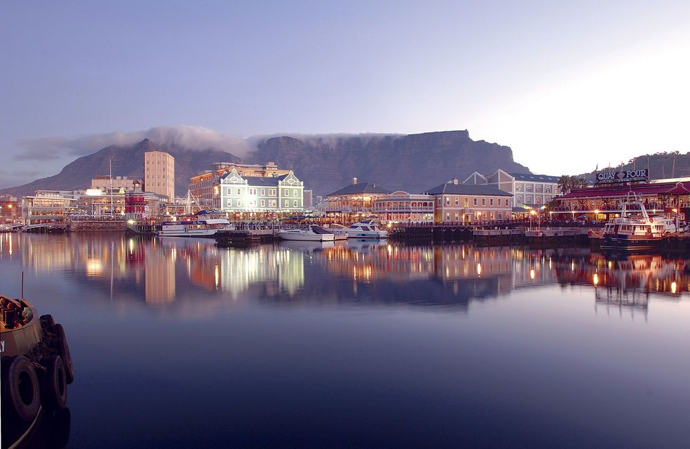 Photo source: V&A Waterfront