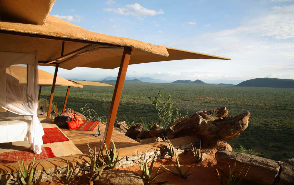 Safari in Kenya, photo credit: robb Report