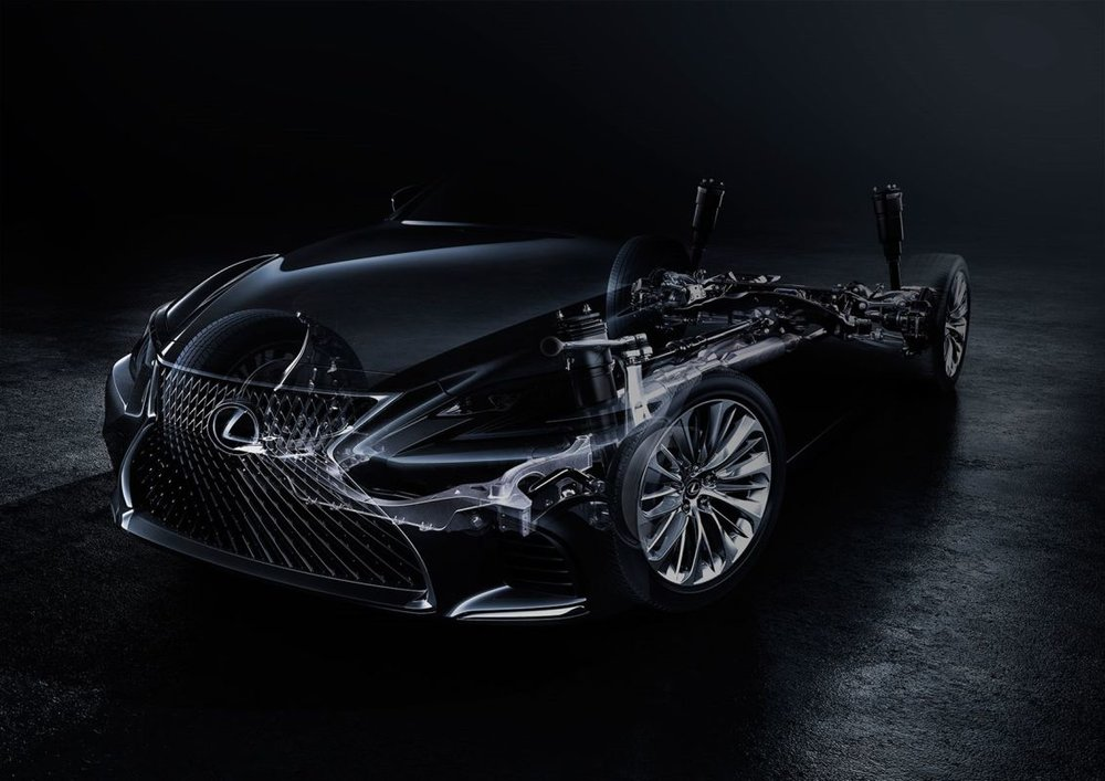 LEXUS TO DEBUT AT NAIAS 2017