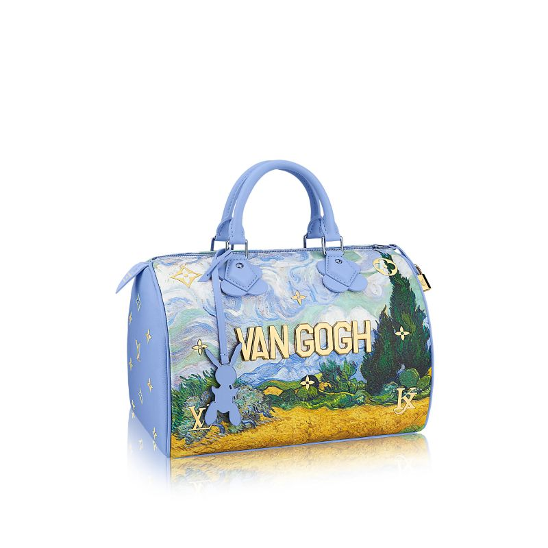 5d9edba56bd Baroque Lifestyle - Louis Vuitton collaborates with Jeff Koons for a ...